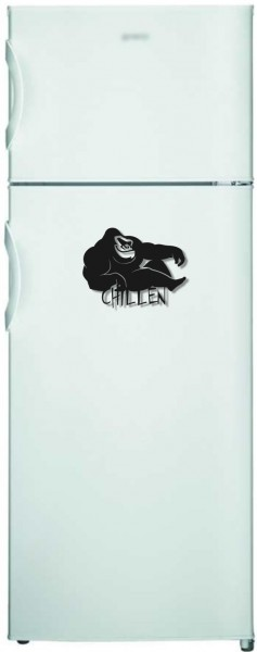 Acrylglas Pin Chillen