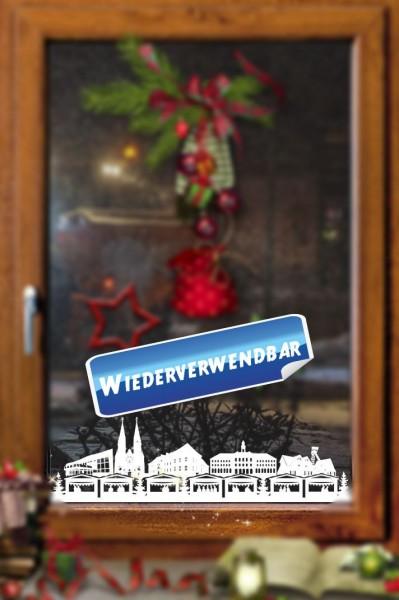 Weihnachts Fensterfolie Herne