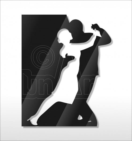 Acrylglas Pin Dance