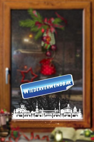 Weihnachts Fensterfolie Dortmund
