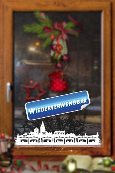 Weihnachts Fensterfolie Haltern am See