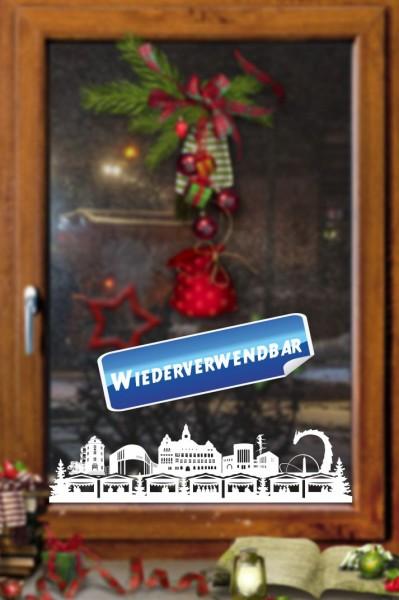 Weihnachts Fensterfolie Recklinghausen