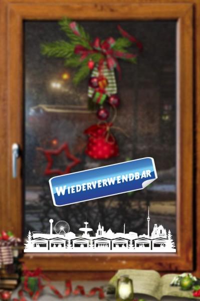 Weihnachts Fensterfolie Stuttgart