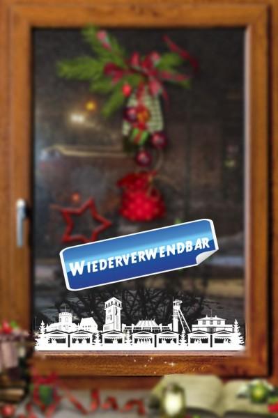 Weihnachts Fensterfolie Castrop-Rauxel