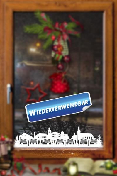 Weihnachts Fensterfolie Witten