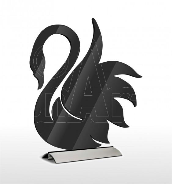 Acrylglas Deko Swan